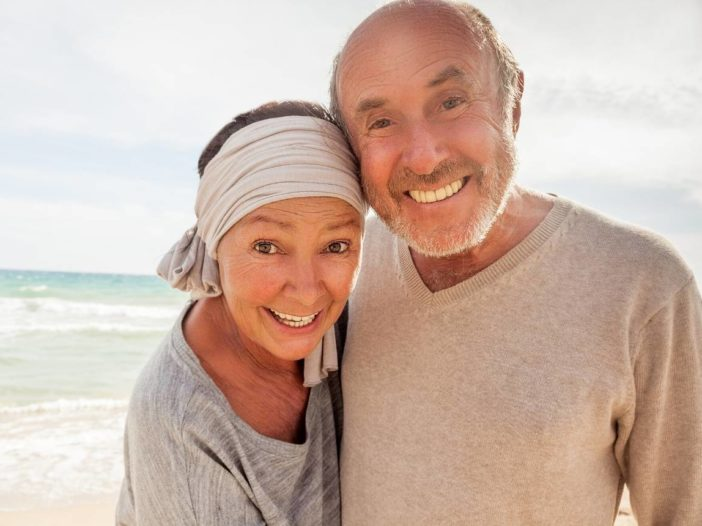 Seniors leaning Average Retirement Income