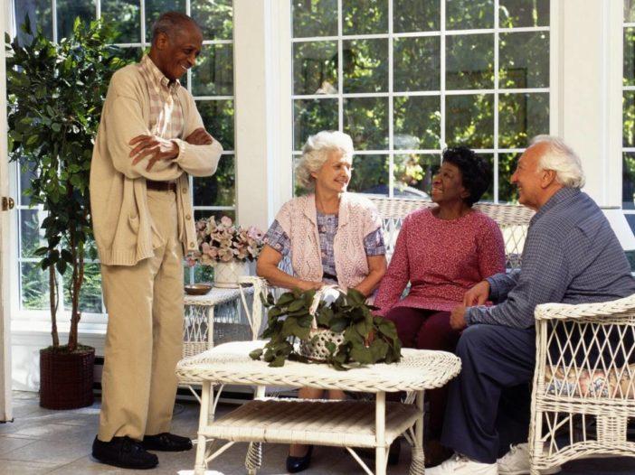Things Seniors Fear Most