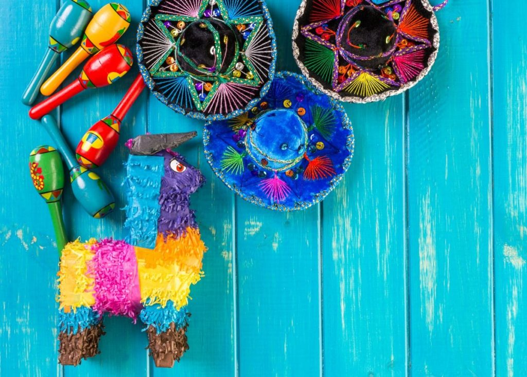 Fiesta Themed Retirement Party