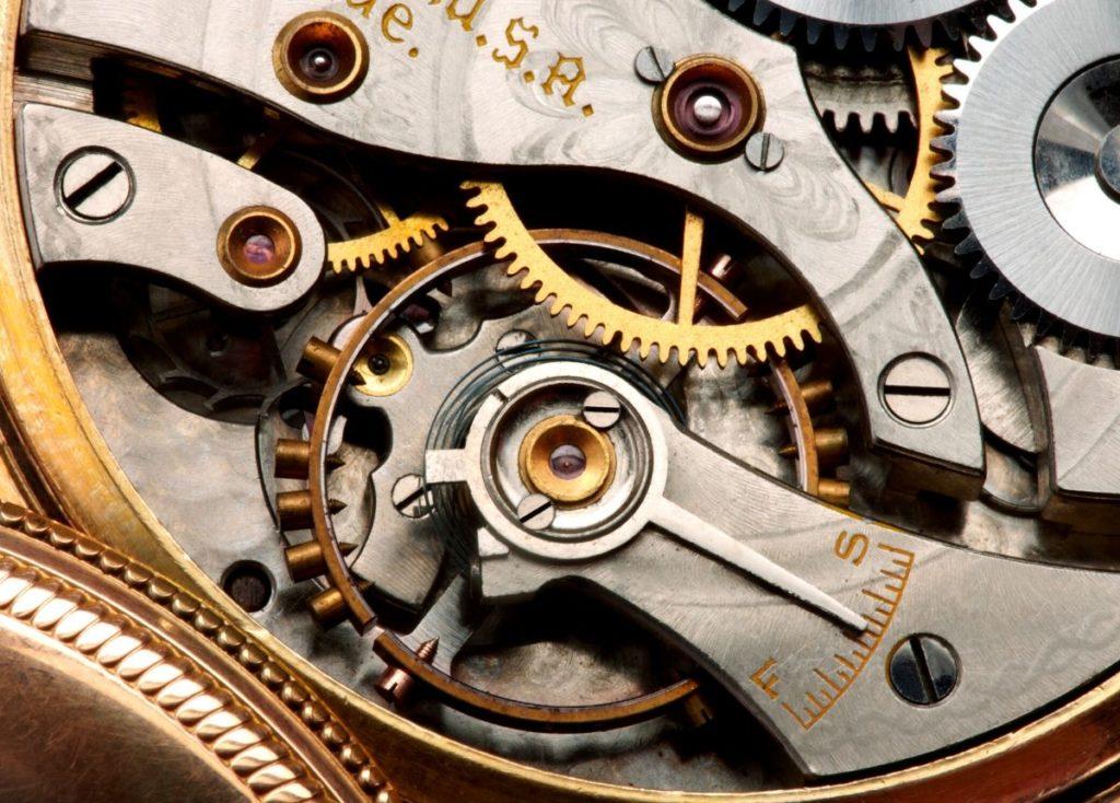 gold watch retirement gift