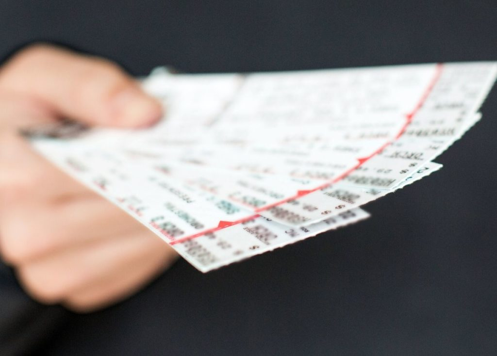 tickets for a retirement gift idea