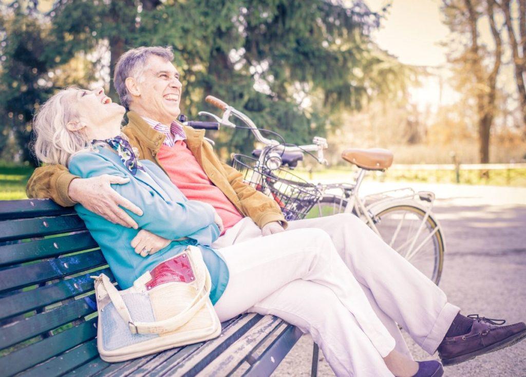 Senior citizen relationship